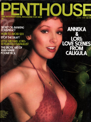 Penthouse Magazine - June 1980