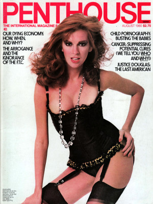 Penthouse Magazine - August 1980