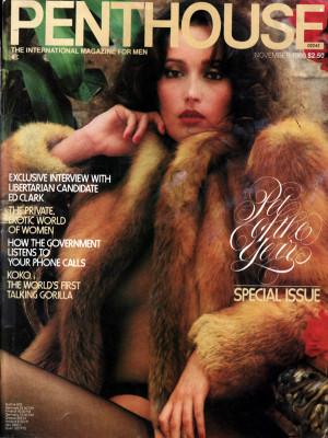 Penthouse Magazine - November 1980