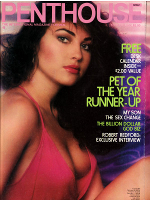 Penthouse Magazine - December 1980