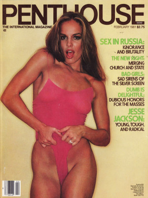 Penthouse Magazine - February 1981