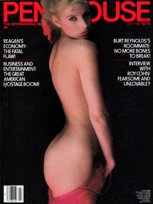 Penthouse Magazine - July 1981