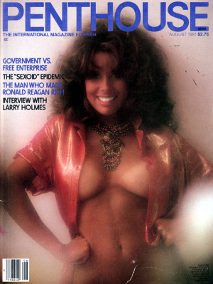 Penthouse Magazine - August 1981