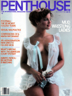 Penthouse Magazine - October 1981