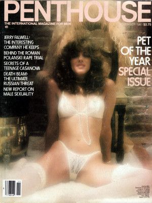 Penthouse Magazine - November 1981