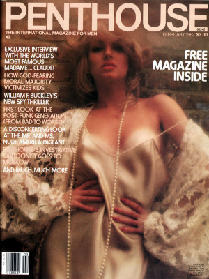 Penthouse Magazine - February 1982
