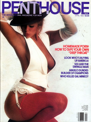 Penthouse Magazine - April 1982