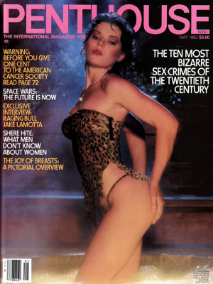 Penthouse Magazine - May 1982