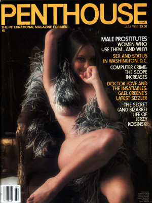 Penthouse Magazine - July 1982
