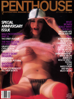 Penthouse Magazine - September 1982