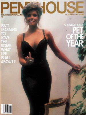 Penthouse Magazine - November 1982