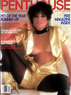 Penthouse Magazine - December 1982