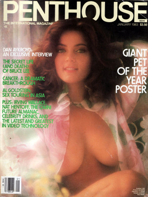 Penthouse Magazine - January 1983