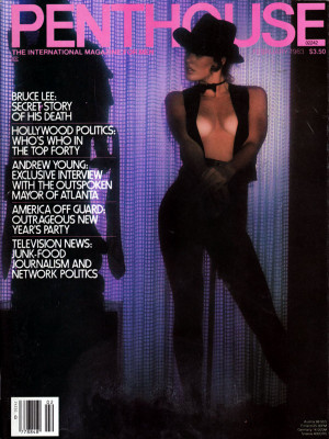 Penthouse Magazine - February 1983
