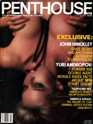 Penthouse Magazine - March 1983