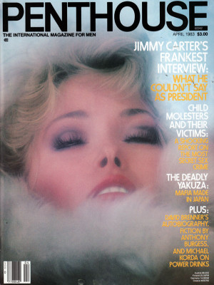 Penthouse Magazine - April 1983