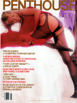 Penthouse Magazine - May 1983