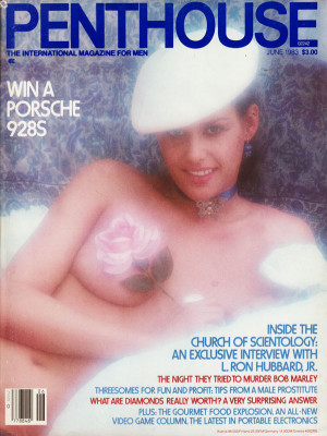 Penthouse Magazine - June 1983