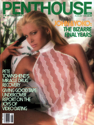 Penthouse Magazine - August 1983