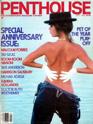 Penthouse Magazine - September 1983