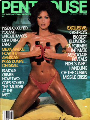 Penthouse Magazine - February 1984