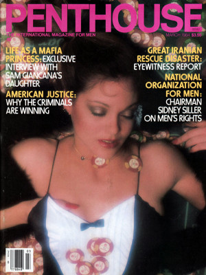 Penthouse Magazine - March 1984