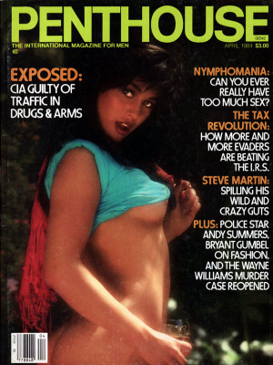 Penthouse Magazine - April 1984