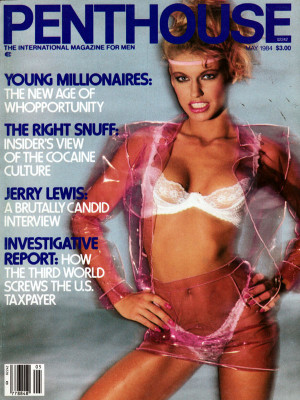 Penthouse Magazine - May 1984