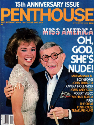 Penthouse Magazine - September 1984