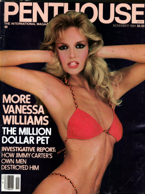 Penthouse Magazine - November 1984