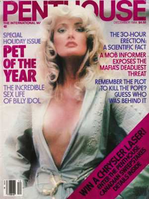 Penthouse Magazine - December 1984