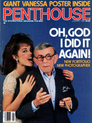 Penthouse Magazine - January 1985