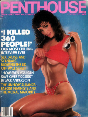 Penthouse Magazine - February 1985