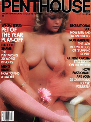 Penthouse Magazine - June 1985