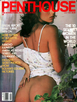Penthouse Magazine - July 1985