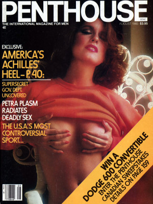 Penthouse Magazine - August 1985