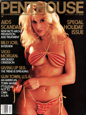 Penthouse Magazine - December 1985