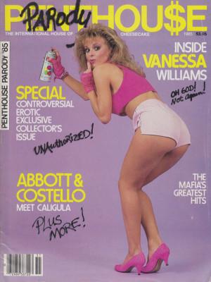 Penthouse Magazine - Parody Spring 1985