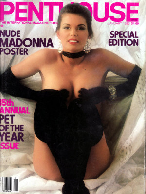 Penthouse Magazine - January 1986