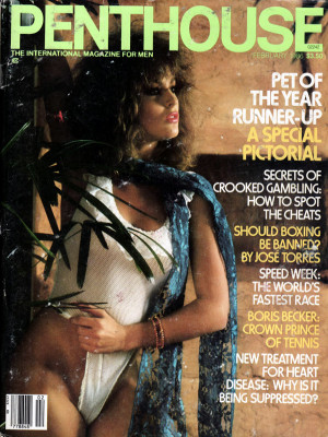 Penthouse Magazine - February 1986