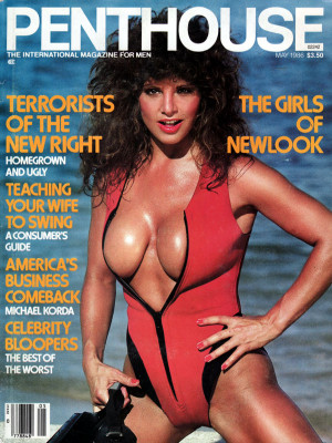Penthouse Magazine - May 1986