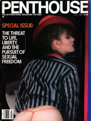 Penthouse Magazine - July 1986