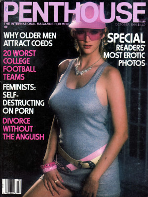 Penthouse Magazine - October 1986
