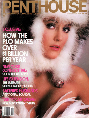 Penthouse Magazine - November 1986