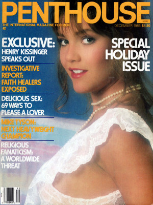 Penthouse Magazine - December 1986