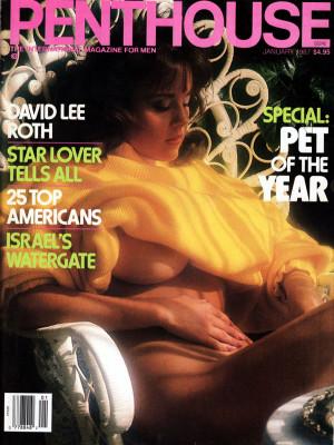 Penthouse Magazine - January 1987