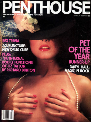 Penthouse Magazine - March 1987