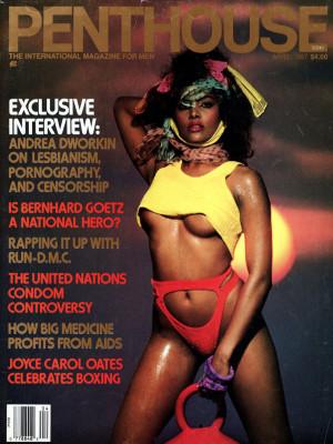 Penthouse Magazine - April 1987