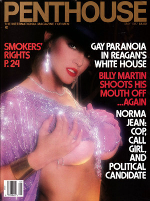 Penthouse Magazine - May 1987