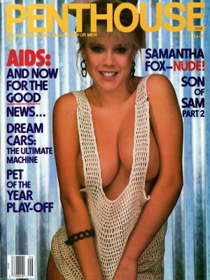 Penthouse Magazine - June 1987